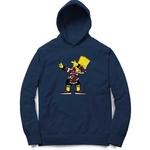 Dabbing Simpson Hoodie