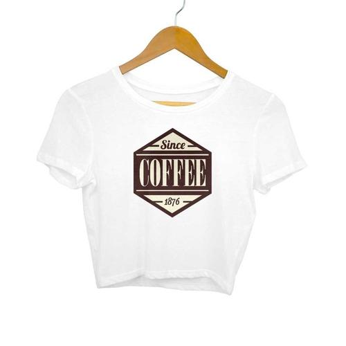 Coffee Crop Top