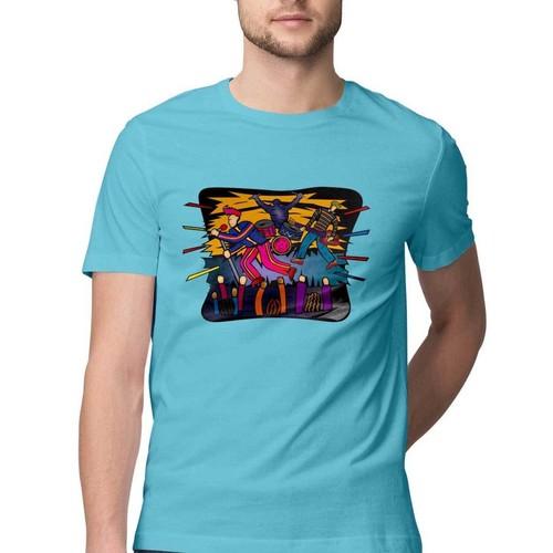 RockBand Round Neck Tshirt