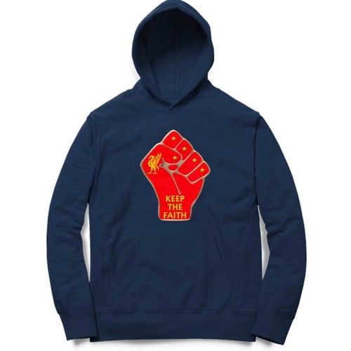 Liverpool Keep The Faith Hoodie
