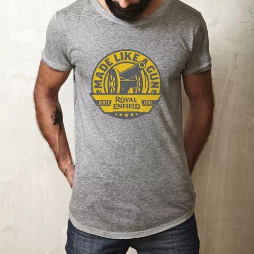 Royal Enfield Round Neck Tshirt