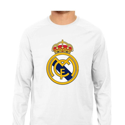 Real Madrid Full Sleeves Tshirt