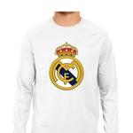 Real Madrid Full Sleeves Tshirt