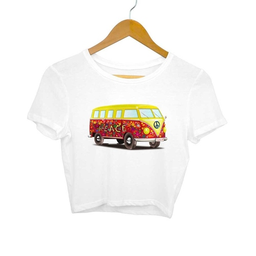 Volkswagen Travellers Van Crop Top