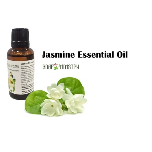 Jasmine 3 Jojoba Essential Oil 30ml