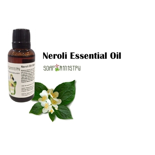 Neroli 100 Essential Oil 1L