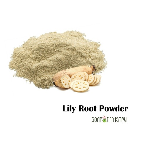 Lily Root Powder 50g