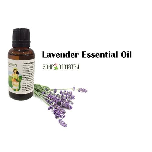 Lavender Essential Oil 500ml