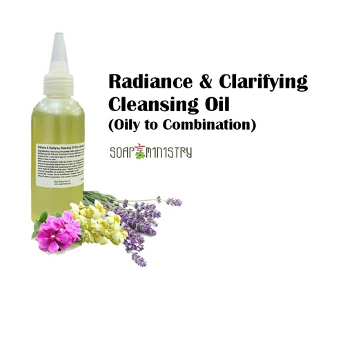Radiance & Clarifying Cleansing Oil - Oily/Combination 100ml
