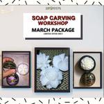 SOAP CARVING WORKSHOP