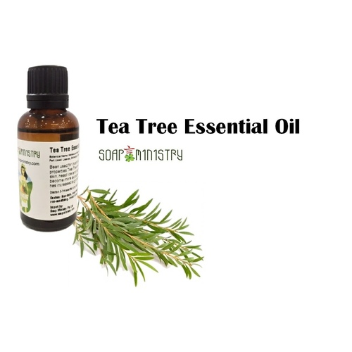 Tea Tree Essential Oil 1L