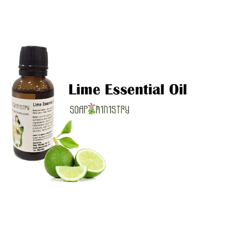Lime Essential Oil 100ml