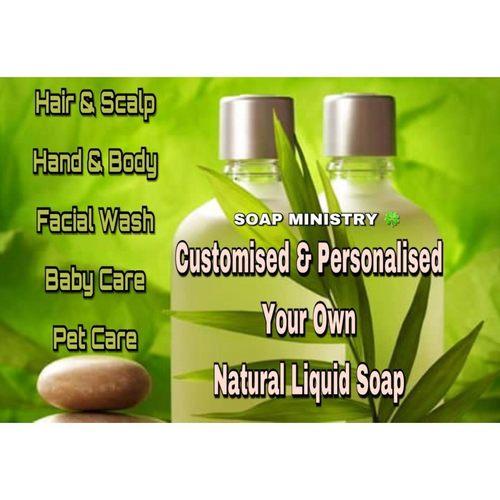 Cold Process Workshop - Liquid Soap