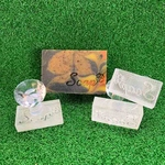 Soap Clover Acrylic Soap Stamp