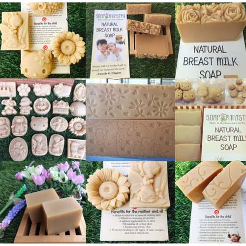 Breast milk Soap 1kg
