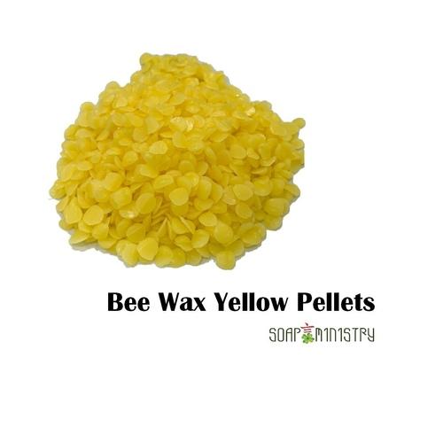 Beewax yellow Chunk 250g