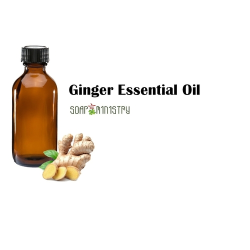 Ginger Essential Oil 50ml