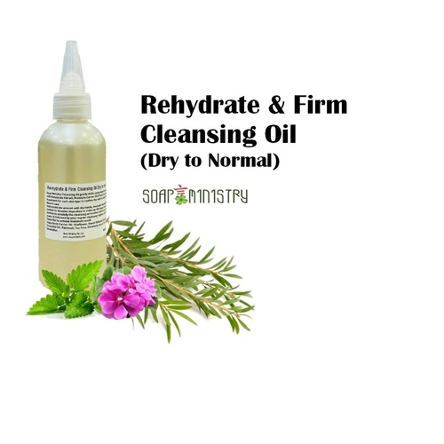 Rehydrate & Firm Cleansing Oil - Dry/Normal 100ml