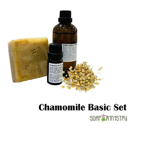 Eczema Chamomile Set (S)