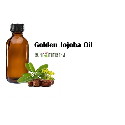 Golden Jojoba Oil 100ml