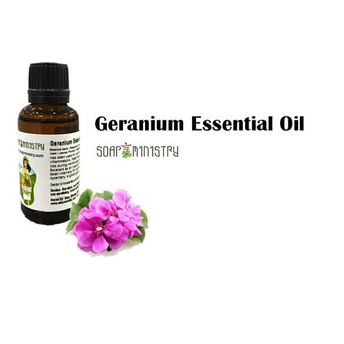 Geranium Essential Oil 50ml