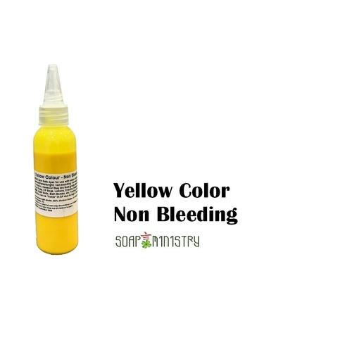Not Fade Colour - Yellow 30ml