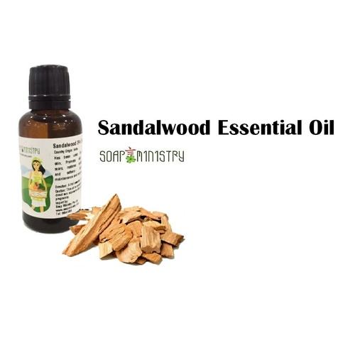 Sandalwood 100 East India Essential Oil 10ml