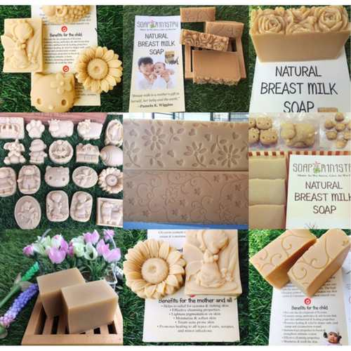 Breast milk Soap 500g