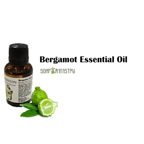 Bergamot Essential Oil 500ml