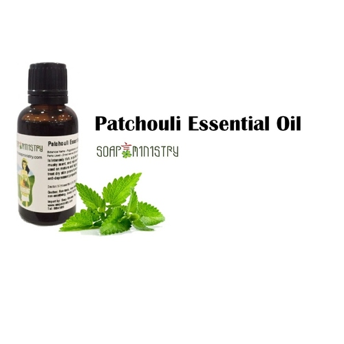 Patchouli Essential Oil 100ml