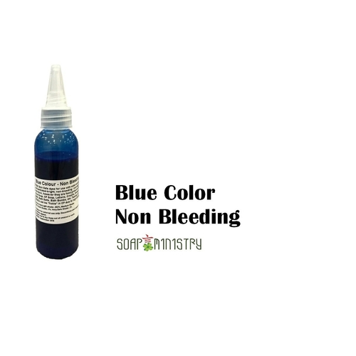 Not Fade Colour - Blue 30ml