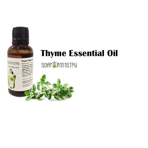 Thyme Essential Oil 50ml