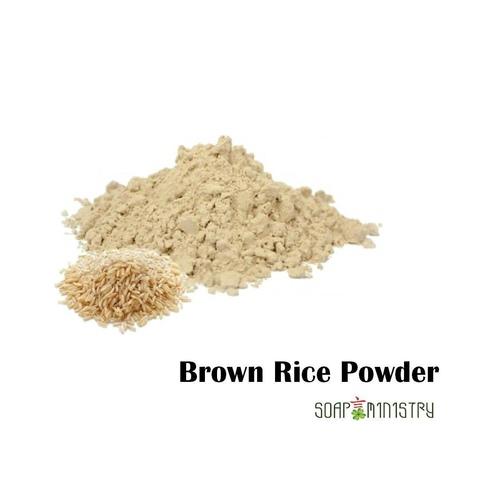 Brown Rice Powder 50g