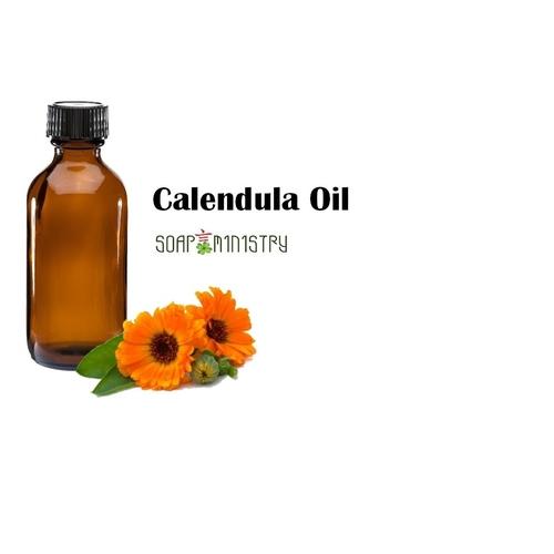 Calendula Infused Olive Oil 100ml