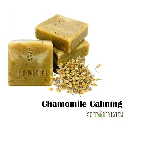 Chamomile Calming Soap