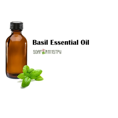 Basil Essential Oil 1L
