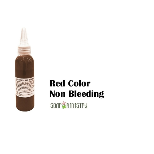 Not Fade Colour - Red 30ml