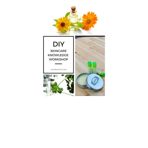 DIY Skincare Knowledge Workshop