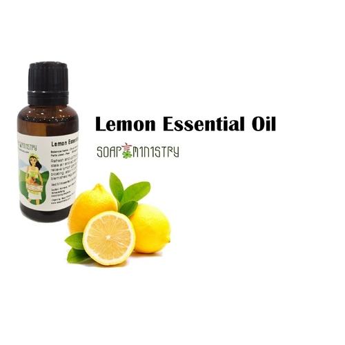 Lemon Essential Oil 500ml
