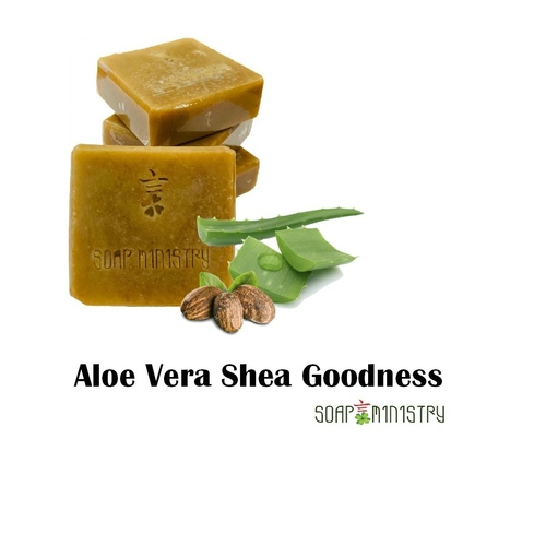 Aloe Vera Shea Goodness Soap