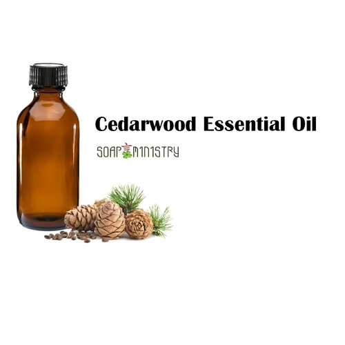 Cedarwood Essential Oil 500ml