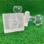 Totoro Handmade Soap Acrylic Soap Stamp