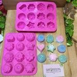 Pretty pastries - Miniature mold