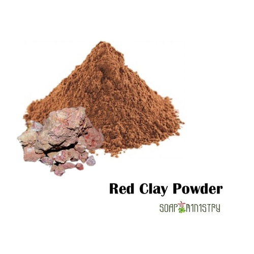 Red Clay Powder 500g