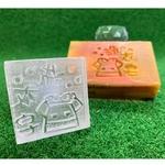 洗衣皂 Acrylic Soap Stamp