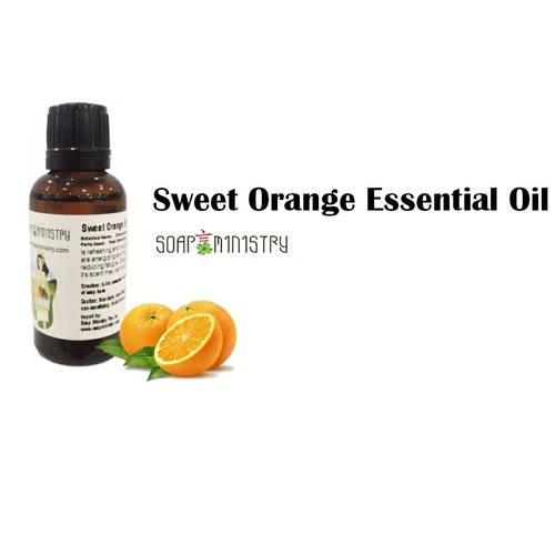 Sweet OrangeEssential Oil 100ml