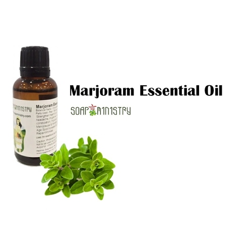 Marjoram Essential Oil 50ml