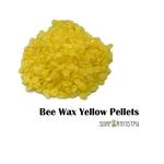 Beewax yellow Chunk 500g