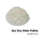 Beewax White Pellets 1kg