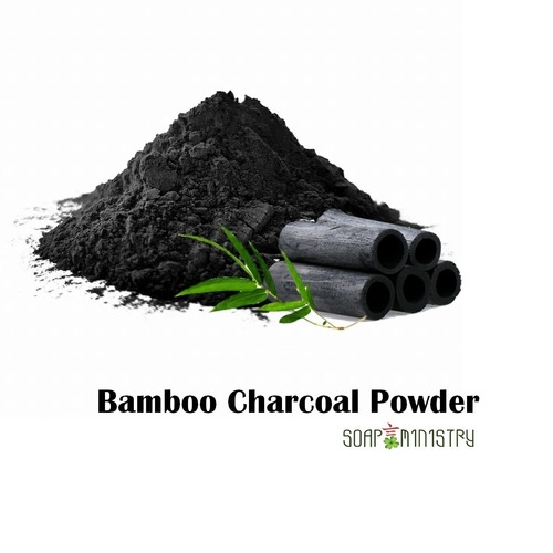 Bamboo Charcoal Powder 50g